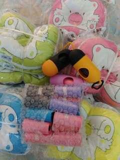 Bantal baby/Nappy bag