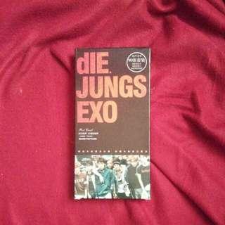 dIE JUNGS EXO photocard