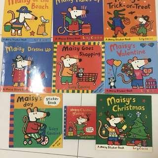 Maisy story books