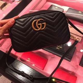 Gucci Camera bag crossbody 斜咩袋