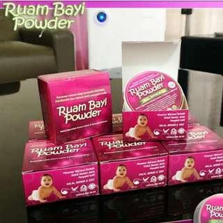 RUAM BABY POWDER