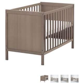 IKEA baby cot sundvik