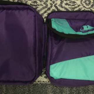 Artic Zone Thermal Lunch Box - Purple