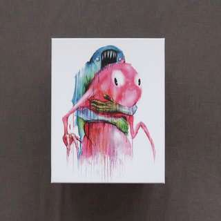 The BackPack by Alex Pardee