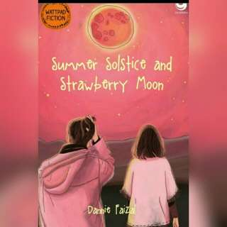 Ebook Summer Solstice And Strawberry Moon