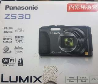 日本松下Panasonic ZS30相機