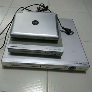 Assorted Electronic Player