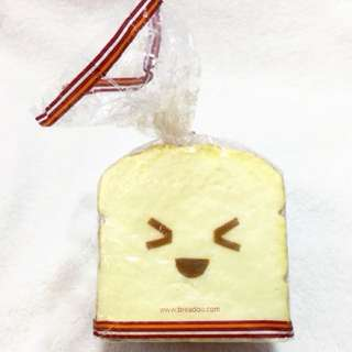 Breadou Roti Toast Squishy
