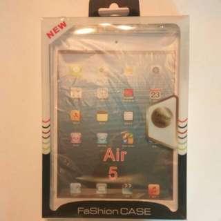 iPad 5th gen 透明保護套 及 保護貼