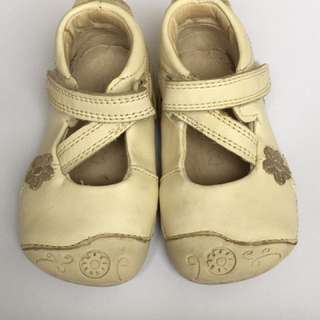 Clarks First Shoes for Baby