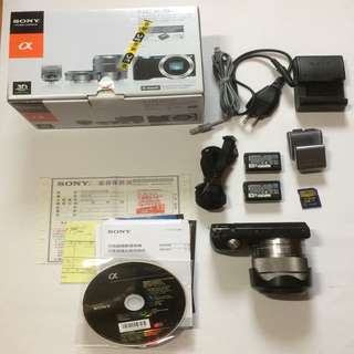 SONY NEX-5 微單眼相機