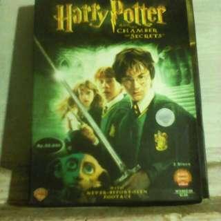 Vcd Original Harry Potter 3 Disc
