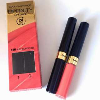 Max Factor Lipfinity 24hour