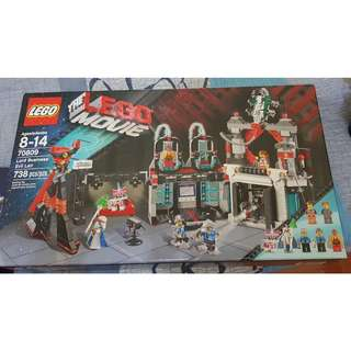 Lego Movie - Lord Business' Evil Lair
