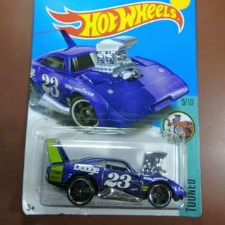 Hot wheels Dodge Charger Daytona!