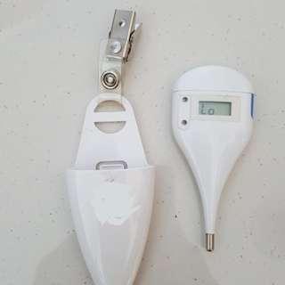 Temperature Badge