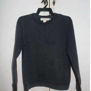 H&M Dark Blue Sweatshirt