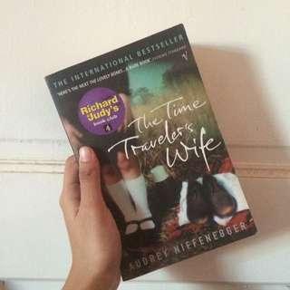Time Traveler's Wife - Audrey Niffenegger