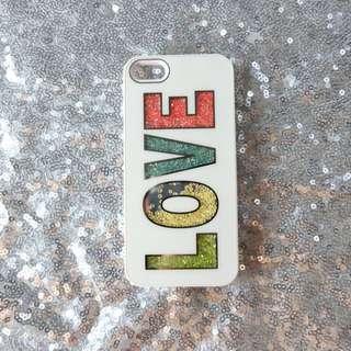 Iphone 5/5s swarovski case