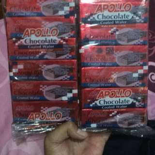 Apollo Wafer Chocolate