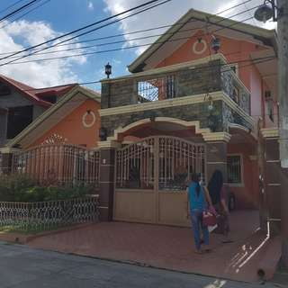 House and Lot For Sale few meters beside Clark Side Gate