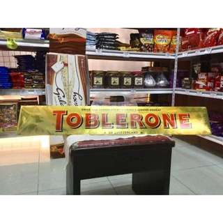 Giant Imported Toblerone
