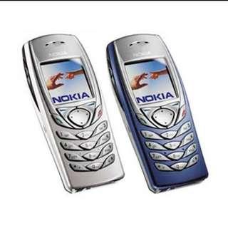 Nokia 6100 諾基亞 原裝充電器