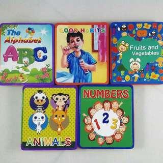 Set Of Foam Books For 250