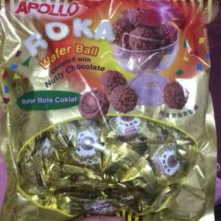 Apollo Roka (Biscuits Ball)