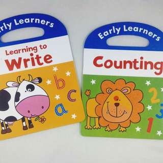 Early Learners Book