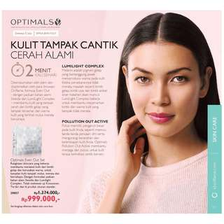 Optimals Even Out Set - Oriflame