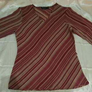 Sepasang baju dan rok