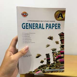 ALEVEL GP Guide