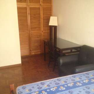Access to THREE MRT Lines ! Nice Clean Furnished Aircon Studio apt wz kitchen for rent