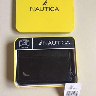 Original Nautica Trifold Men's Wallet