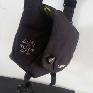Black Sunday Sale ::: Crumpler ('5 million dollars man') Camera Bag
