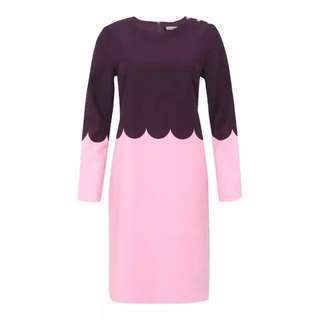 New marimekko Pink two tone Dress