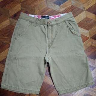 Vans Brown Shorts