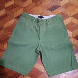 Banana Republic Green Shorts