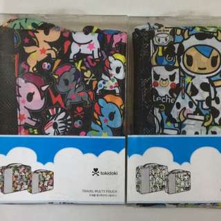 Tokidoki Travel Organiser