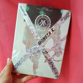 MONSTA X BEAUTIFUL ALBUM