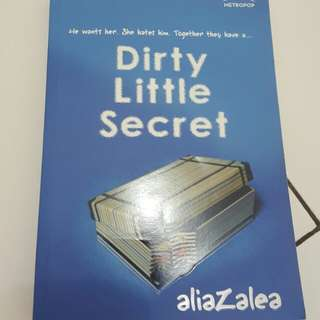 Novel Dirty Little Secret - Aliazalea