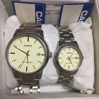 Casio Couple Watch (Authentic)