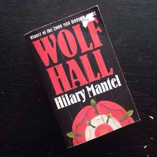 WOLF HALL literature
