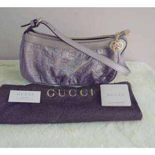 AUTHENTIC GUCCI POCHETTE / SMALL SHOULDER TOTE
