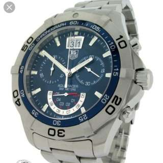 Tag Heuer Aquaracer watch- CAF 101C