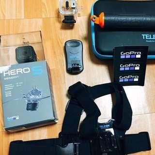 🚚 GoPro Hero5 Session