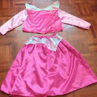 Disney 小公主裙