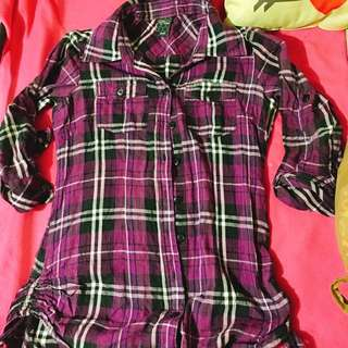 Crissa Small size blouse