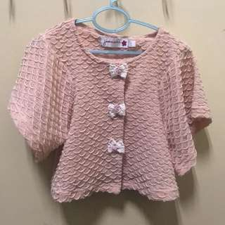 Little Girls Cardigan (3yearsold)